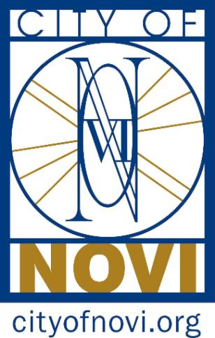 City of Novi logo